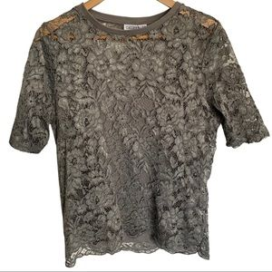 GALLERY | NWOT Lace Top